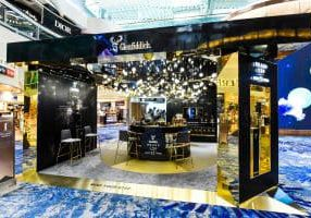 Glenfiddich Grand Cru - T3 Departures Outpost2